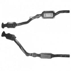 Catalyseur pour AUDI A6 3.0 V6 Quattro et 2WD Boite manuelle (moteur : ASN - BBJ) Coté gauche