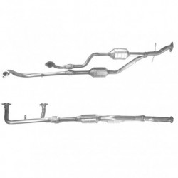 Catalyseur pour OPEL SINTRA 3.0 V6 24v (moteur : X30XE)