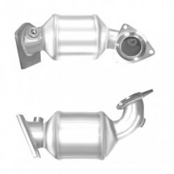 Catalyseur pour OPEL VECTRA 2.0 Turbo (moteur : Z 20 Net)