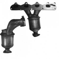 Catalyseur pour MERCEDES C240 2.6 (W203) V6 berline (coté gauche)