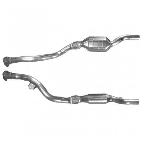 Catalyseur pour AUDI A6 4.2 V8 Quattro (moteur : ARS - OBD et Sans OBD) Coté gauche