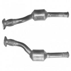 Catalyseur pour OPEL VIVARO 2.5 dCi (moteur : G9U - Catalyseur situé sous le véhicule