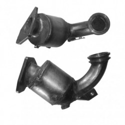 Catalyseur pour OPEL ZAFIRA 1.9 CDTi pour véhicules sans FAP (catalyseur situé coté moteur)