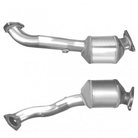 Catalyseur pour AUDI A6 ALLROAD 3.0 TDi Quattro (moteur : ASB - 1 er catalyseur - pour véhicules avec FAP)
