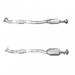 Catalyseur pour MERCEDES E320 3.2  (T210) V6 Tiptronic break (coté gauche) sansn 4matic