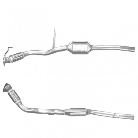 Catalyseur pour AUDI A6 ALLROAD 3.0 TDi Quattro (moteur : ASB - 2ème catalyseur - pour véhicules avec FAP)