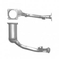 Catalyseur pour PEUGEOT 106 1.1 Catalyseur sité coté motreur(moteur : TU1JP)