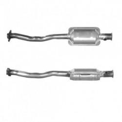 Catalyseur pour PEUGEOT 106 1.4 8v (moteur : TU3JP - Avec OBD)