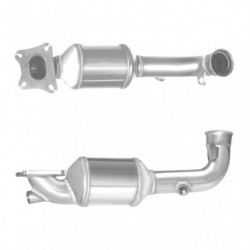 Catalyseur pour PEUGEOT 2008 1.2 VTi 12v (moteur : 82cv - EB2F(HMZ) - Eu6)