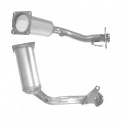 Catalyseur pour PEUGEOT 206 1.6 16v Break (catalyseur situé coté moteur)
