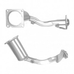 Catalyseur pour PEUGEOT 206 PLUS 1.1 8v (moteur : HFX (moteur : TU1A - TU1AE5)