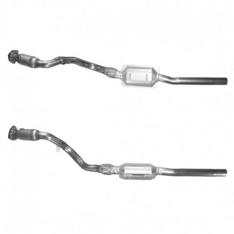 Catalyseur pour HONDA FR-V 2.2 Dti CDTi Turbo Diesel (catalyseur situé sous le véhicule)