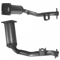 Catalyseur pour PEUGEOT 207 1.6 16v (moteur : TU5JP4)