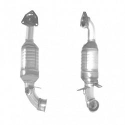 Catalyseur pour PEUGEOT 207 CC 1.6 Mk.1 THP (moteur : EP6DT - EP6CDT)