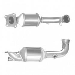 Catalyseur pour PEUGEOT 208 1.2 VTi 12v (moteur : 82cv - EB2F(HMZ) - Eu6)