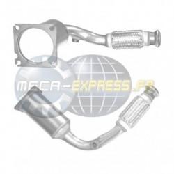 Catalyseur pour PEUGEOT 301 1.6 VTi (moteur : EC5 - EC5PG - EC5F)