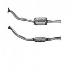Catalyseur pour PEUGEOT 306 1.8 Diesel Hayon (moteur : XUD7)