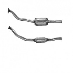 Catalyseur pour PEUGEOT 306 1.9 Diesel Break (moteur : XUD9