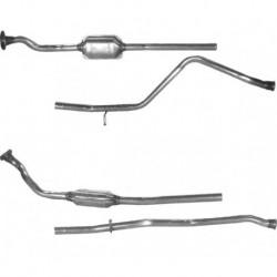 Catalyseur pour PEUGEOT 306 1.9 Diesel Break DW8