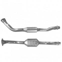 Catalyseur pour NISSAN MICRA 1.0 16v (K11 Series 295mm de longueur)