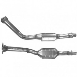 Catalyseur pour PEUGEOT 306 2.0 16v (moteur : excl. S16 et GTi 6)
