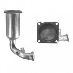 Catalyseur pour NISSAN MICRA 1.3  16v (K11 Series 315mm de longueur)