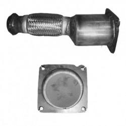 Catalyseur pour PEUGEOT 307 2.0 HDi 110cv (moteur : DW10ATED)