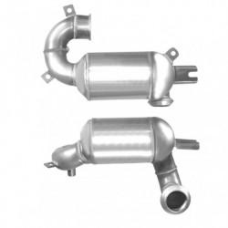 Catalyseur pour PEUGEOT 307 SW 2.0 HDi (moteur : DW10BTED4 - 1er catalyseur)