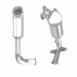 Catalyseur pour PEUGEOT 308 1.2 12v THP (moteur : EB2DT(HNZ) - EB2DTS(HNY))