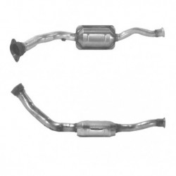 Catalyseur pour OPEL ASTRA 1.4 16v (X14XE)