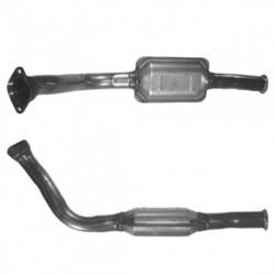 Catalyseur pour OPEL ASTRA 1.6 8v 'E-Drive' Auto (tuyau avant et catalyseur)