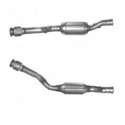 Catalyseur pour PEUGEOT 406 2.0 Avec OBD (moteur : EW10J4)