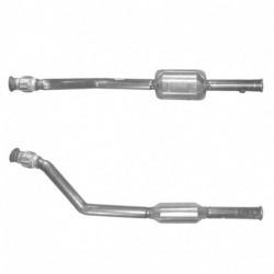 Catalyseur pour PEUGEOT 406 2.0 16v HPi (moteur : RLZ (moteur : EW10D)