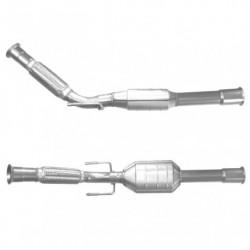 Catalyseur pour PEUGEOT 406 2.0 HDi (moteur : DW10ATED - 110cv tuyau flexible et catalyseur)