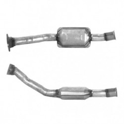 Catalyseur pour OPEL ASTRA 1.6 16v (X16XEL)