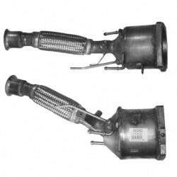 Catalyseur pour OPEL ASTRA 1.6 16v (Z16XEP - N° de chassis 62/65/68000001 et suivants)