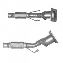 Catalyseur pour PEUGEOT 407 2.0 HDi (moteur : DW10BTED4 - non DPF - upto RP No. 10437)