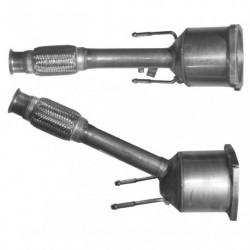 Catalyseur pour PEUGEOT 407 SW 2.0 HDi (moteur : DW10BTED4)