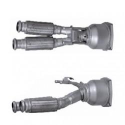 Catalyseur pour PEUGEOT 407 SW 2.7 HDi (moteur : DT17ED4 - catalyseur coté FAP)