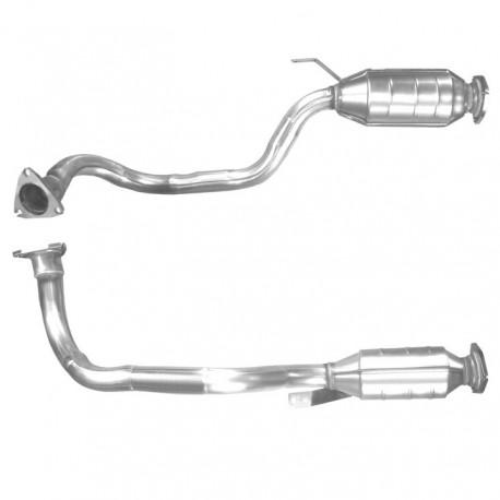 Catalyseur pour AUDI COUPE 2.8 V6 Quattro (coté gauche)