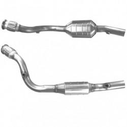 Catalyseur pour PEUGEOT 807 2.0 16v (moteur : EW10J4)