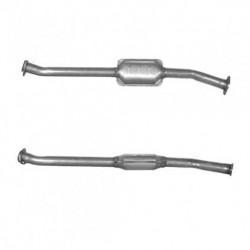 Catalyseur pour OPEL MERIVA 1.6 16v (Z16XEP - jusqu'au n° de chassis 54999999)