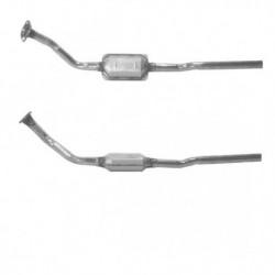 Catalyseur pour PEUGEOT PARTNER 1.9 DW8 (tuyau flexible et catalyseur)