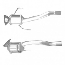 Catalyseur pour PORSCHE CAYENNE 4.5 S (moteur : M48.00)