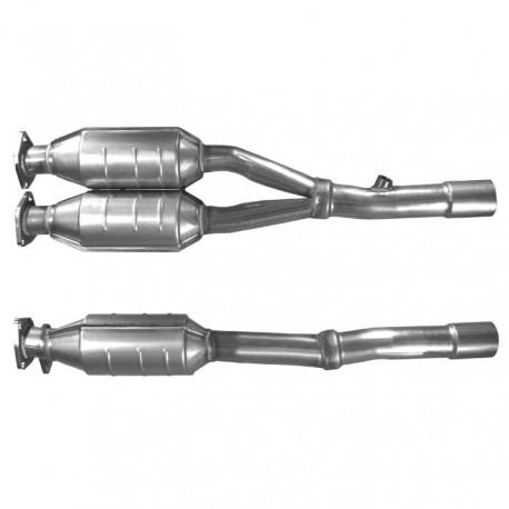 Catalyseur pour AUDI S3 1.8 20v Turbo Quattro (moteur : AMK - BAM)