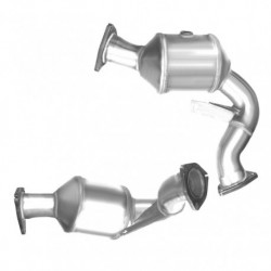 Catalyseur pour IVECO DAILY 3.0 TD 35C15 Turbo Diesel (ARVIN system)