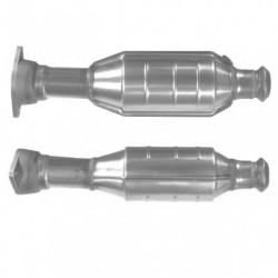 Catalyseur pour RENAULT CLIO 2.0 Mk 2 16v Sport (moteur : F4R738)