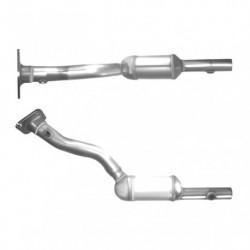 Catalyseur pour RENAULT CLIO SPORT 2.0 16v X85 Mk 3 (moteur : M4R700)