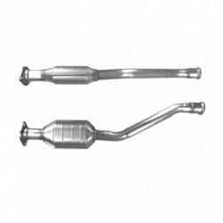 Catalyseur pour PEUGEOT 308 2.0 16v Collecteur (EW10A)