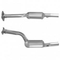 Catalyseur pour PEUGEOT 1007 1.6 16v (catalyseur situé coté moteur)